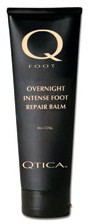 Qtica Intense Overnight Foot Repair Balm 8 oz