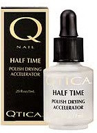 Qtica Half Time Polish Drying Accelerator  1/4 oz