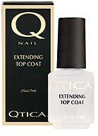 Qtica Extending Topcoat  1/4 oz