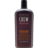 American Crew  Power Cleanser Style Remover 33.8 oz/Liter