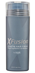 XFusion Keratin Hair Fibers - Light Brown 25 Grams