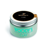 Woody's Matte Finish Clay 3.4 oz