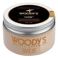 Woody's Matte Finish Texture Web 3.4 oz