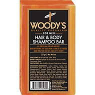 Woody's Hair & Body Shampoo Bar 8oz