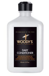 Woody's Daily Stimulating Conditioner for Men 12 oz