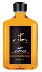 Woody's Daily Shampoo for Men 12 oz
