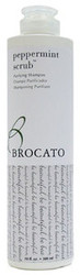 Brocato Peppermint Scrub Shampoo 10 oz