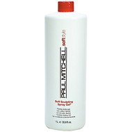 Paul Mitchell Soft Style Soft Sculpting Spray Gel 33.8 oz