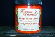 Keyano Aromatics Mango Butter Cream  8 oz.