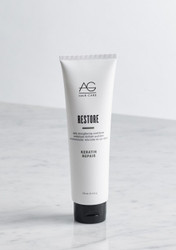 AG Hair Cosmetics Keratin Repair Restore Daily Strengthening Conditioner 6oz