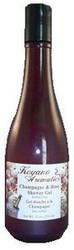 Keyano Aromatics Champagne & Rose Massage Oil 12 oz.