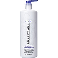 Paul Mitchell Curls Spring Loaded Detangling Shampoo Liter
