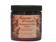 Keyano Aromatics Champagne & Rose Body Scrub 10 oz.