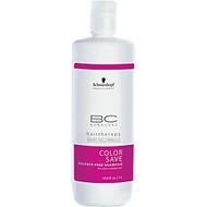 Schwarzkopf Bonacure Color Freeze Sulfate Free Shampoo Liter