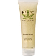 Supre Hempz Exfoliator Scrub Sandalwood & Apple 9 oz