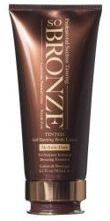 Hempz So Bronze Tinted Self-Tanning Lotion Medium to Dark 5.5 oz