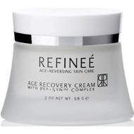 Refinee Age Recovery Cream with Pep-Syn Complex 2 oz.