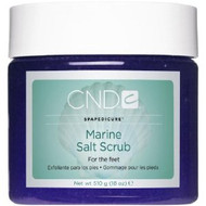 Creative Nail Spa Pedicure Marine Salt Scrub 18 oz