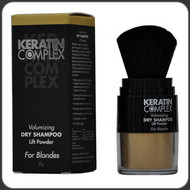 Keratin Complex Volumizing Dry Shampoo Lift Powder - Blonde 9 grams