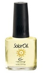 Creative Nail Solar Oil Nail & Cuticle Treatment 1/2 oz