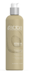 Abba Style Gel 6oz