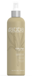 Abba Curl Prep Spray 8oz