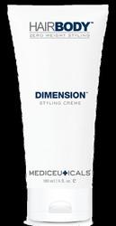 Mediceuticals Hairbody Dimension Styling Creme 6 oz