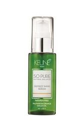 Keune So Pure Natural Balance DeFrizz Shine Serum 50ml.
