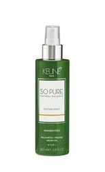 Keune So Pure Natural Balance Texture Spray 200ml.