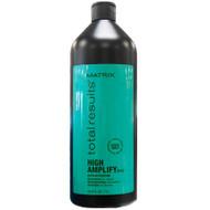 Matrix Total Results High Amplify Volumizing  Shampoo Liter