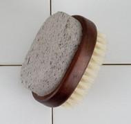 Spacific Essentials Pumice Stone Nail Brush