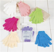 Massage Exfoliating Gloves - One Size Fits Most
