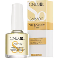 Creative Nail Solar Oil Nail & Cuticle Treatment 1/4 oz.