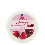 Body Drench Cherry Pomegranate Body Creme 6.75 oz.