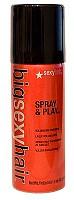 Sexy Hair Concepts: Big Sexy Hair Spray & Play Volumizing Hairspray 1.5 oz