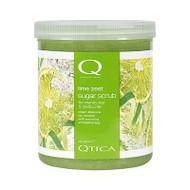 Qtica Lime Zest Exfoliating Sugar Scrub 42 oz