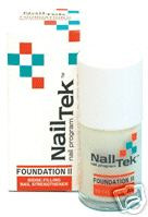 Nail Tek Foundation II -  for Soft, Peeling Nails 1/2 oz