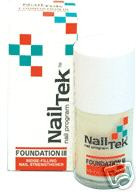 Nail Tek Foundation III for Dry, Brittle Nails 1/2 oz