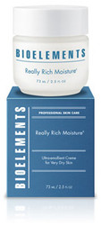 Bioelements Really Rich Moisture 2.5 oz.