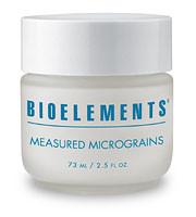 Bioelements Measured Micrograins Plus 2.5 oz.