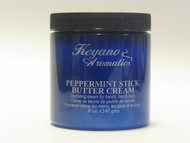 Keyano Aromatics Peppermint Stick Butter Cream 8 oz.