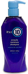It's  A 10 Miracle Moisture Shampoo 10 oz.