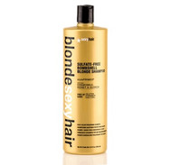 Sexy Hair Sulfate-Free Bombshell Blonde Shampoo  33.8oz