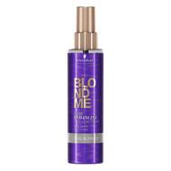 Schwarzkopf BlondMe Tone Enhancing Spray Conditioner - Cool Blondes 5oz