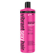 Sexy Hair Concepts Vibrant Sulate-Free Color Lock Conditioner 33.8oz