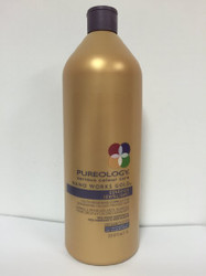 Pureology Nanoworks Gold Conditioner 33.8oz