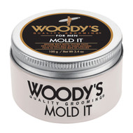 Woody's Mold It Matte Styling Paste 3.4oz