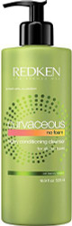 Redken Curvaceous No Foam Highly Conditioning Cleanser for All Curl Types 16.9oz