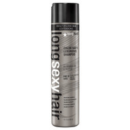Sexy Hair Concepts Long Sexy Hair Color Safe Luxurious Shampoo 10.1oz