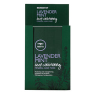 Paul Mitchell Tea Tree Lavender Mint Deep Conditioning Mineral Mask 10 pack